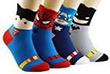 MARVEL Justice League Crew Socken