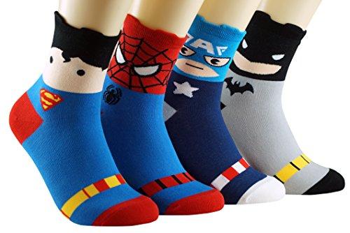 Preisvergleich Produktbild MARVEL Justice League Crew Socken