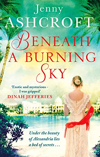 Beneath a Burning Sky: A thrilling mystery. An epic love story. (English Edition)