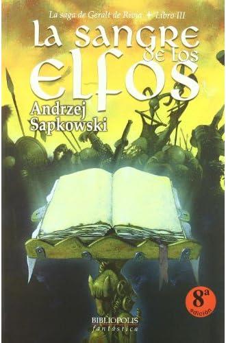 Sangre De Los Elfos,la Iii 8ヲEd