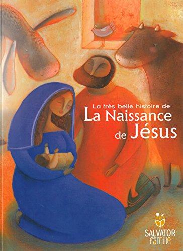 La très belle histoire de la naissance de Jésus par Martina Peluso