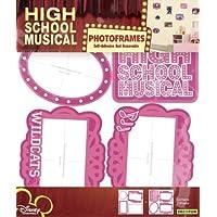 Stickers adesivi cornici foto High School Musical