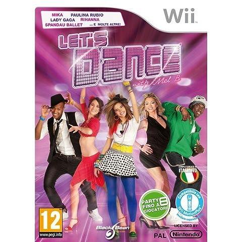 LET'S DANCE WITH MEL B NINTENDO WII