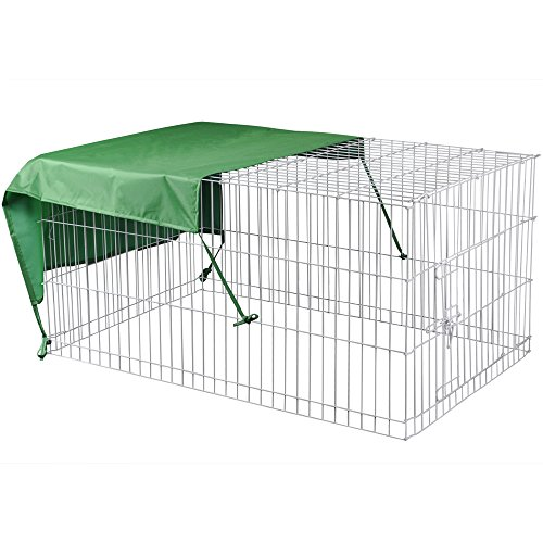 beyondfashion-s-l-xl-xxl-rabbit-guinea-playpen-with-metal-roof-enclosure-run-poultry-duck-chicken-sm