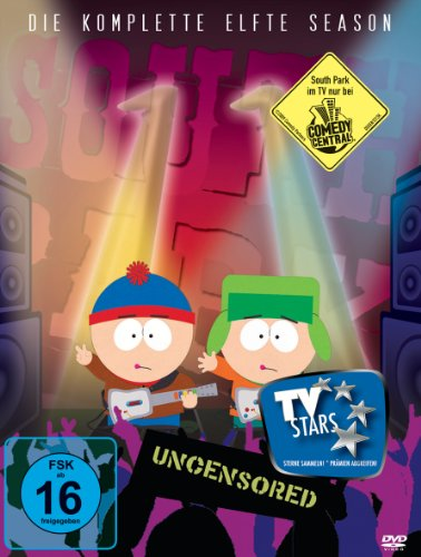 South Park: Die komplette elfte Season (Collector's Edition) [3 DVDs] - Partnerlink