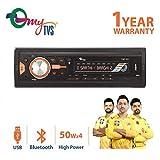 myTVS TMP-53 Single Din MP3 Car Media Player/Audio Player