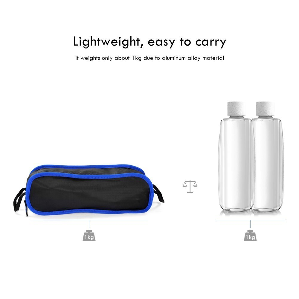 LED Impermeable Mini Linterna port/átil Clip de luz para Actividades nocturnas Bot/ón de Silicona de bot/ón de Actividades al Aire Libre VGEBY1 L/ámpara de Clip de Funcionamiento
