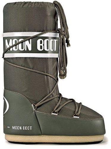 Tecnica Moon Boot Nylon - Schneeschuhe , Color:anthracite (005);Größe:35/38 (=35/36/37/38)