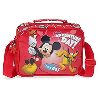 Neceser bandolera adaptable a trolley Mickey Adventure Day