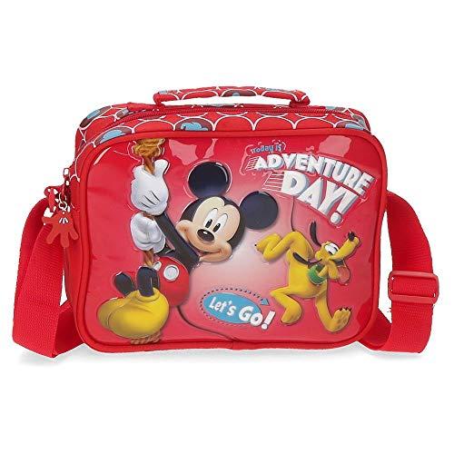 Neceser bandolera adaptable trolley Mickey Adventure