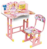 Baby Station Study Table and Chair Set f...