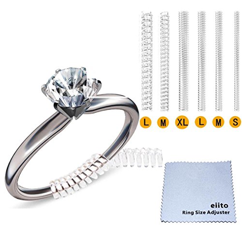 Ring Size Adjuster (Set of 4 Siz...