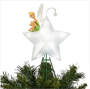 Lampe officielle f e clochette d coration pour sapin de for Decoration de noel amazon