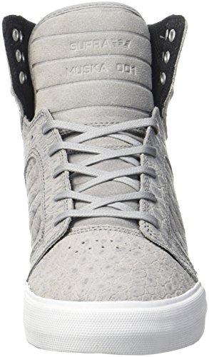 Supra Skytop - Sneaker A Collo Alto Uomo Grigio grey Cayman