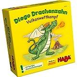 Haba 4914 - Diego Drachenzahn - Vulkanwettkampf