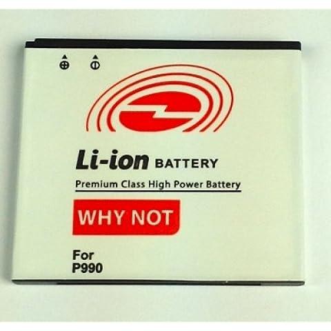 Batería compatib. Con LG P990Optimus dual-p920Optimus 3d-p700Optimus L7- -