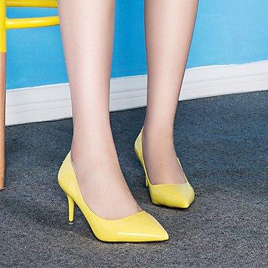 Moda Donna Sandali Sexy donna tacchi Primavera / Estate / Autunno / Inverno Comfort / Punta / punta chiusa Casual Stiletto Heel Altri Pink