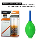 #4: Free Powerful Air Dust Blower With RiaTech Superior Quality 3 in 1 Screen Cleaner Kit Specially for LED & LCD TV, Computer Monitor, Laptop screen