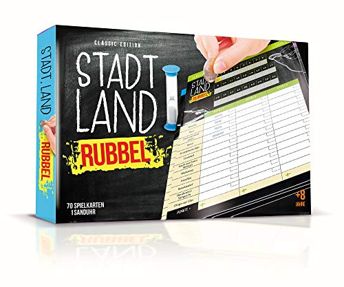 Stadt, Land, Rubbel! Classic Edition -
