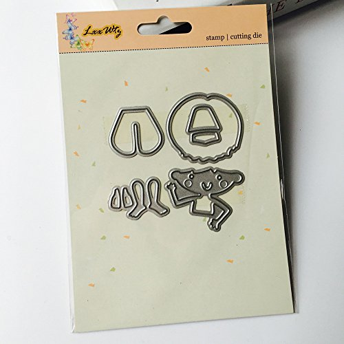Zoom IMG-1 xmiral fustelle per scrapbooking carta