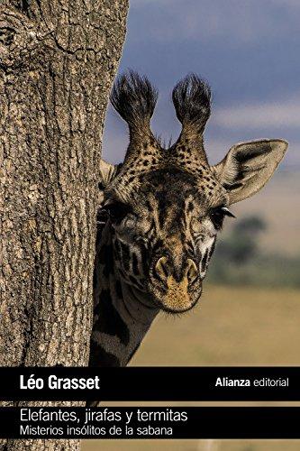 Elefantes, jirafas y termitas: Misterios insólitos de la sabana (El Libro De...
