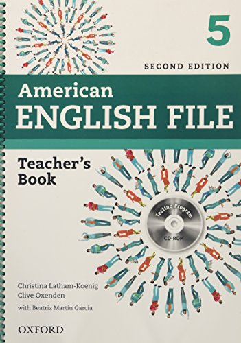 American English File 2nd Edition 5. Teacher's Book Pack (American English File Second Edition)