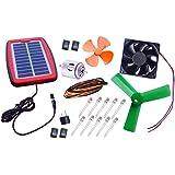 NASA Tech Multipurpose Solar Energy Kit Multi-Project Solar Energy Kit Educational Learning Kit