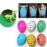 #3: SN Toy Zone Super Growing Dinosaur Magic Eggs (Multicolour) - Pack of 5+3 FreeNote: (Eggs Size: 3Cms... Growing Dino Size Approx: 2.5 to 3.5 Cms)