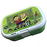 Lunchbox * FRITZ FLANKE plus WUNSCHNAME * für Kinder von