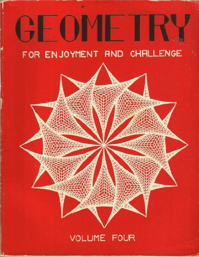 Geometry: For Enjoyment and Challenge
