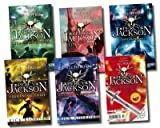 Percy Jackson Collection 5 Books Set Pack (Lightning Thief, Last Olympian, Titan's Curse, Sea of Monsters, Battle of the Labyrinth)