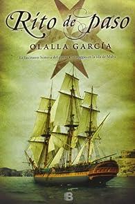 Rito de paso par Olalla García