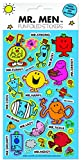 Paper Projects Mr Men Foiled Stickers