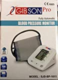 Gibson Pro Automatic Upper Arm Blood Pressure Monitor - White