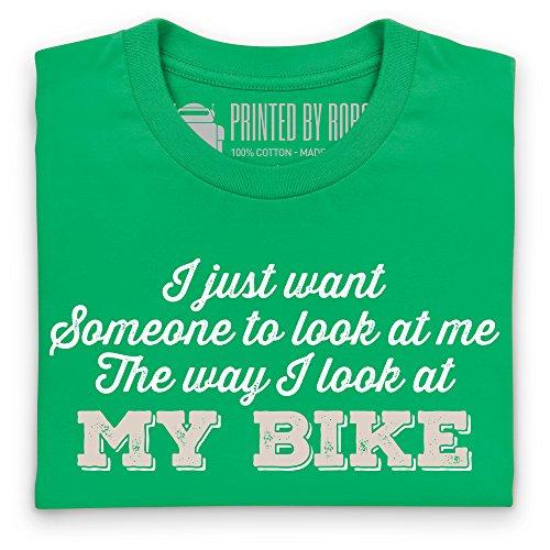 Bike Desire T-Shirt, Herren Keltisch-Grn ...