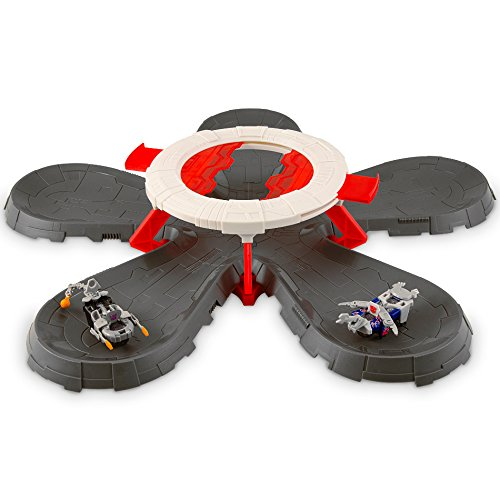 Hexbug 501656 - Elektronisches Spielzeug Warriors Transformers Stadium