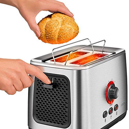 Unold 38955 Toaster Turbo Weltneuheit, 2100 W - 3