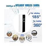 IP-Kamera Überwachung, Wireless IP Cam, 720P HD wifi Security Kamera Webcam, Network Spy Kamera dual-way talk/Plug & Play