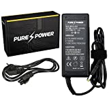 Pure Power Laptop AC Adapter for Acer Aspire E5-511P with free UK power cord (19V, 3.42A, 65, 5.5-1.7)