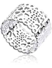 Elli Damen-Motivring, Ornament 925 Sterling Silber