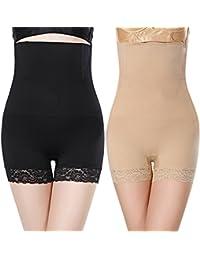 2Pcs Braga Braguita Moldeadora Adelgazante Faja Reductora Body Cintura Abdomen Shapewear Lenceria para Mujer