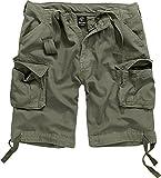 Brandit Herren Urban Legend Shorts, Grün (Olive 1), 58 (Herstellergröße: 5XL)