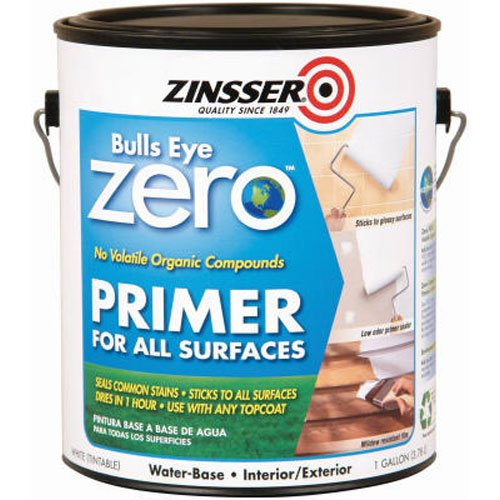 ZINSSER & CO - Zinsser Bullseye Zero Gallon Interior & Exterior Primer/Sealer
