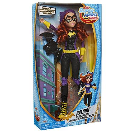 en/Batgirl Action Pose Puppe ()