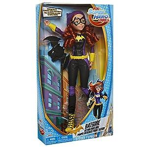 DC Comics - Muñeca de acción para niñas superhéroes