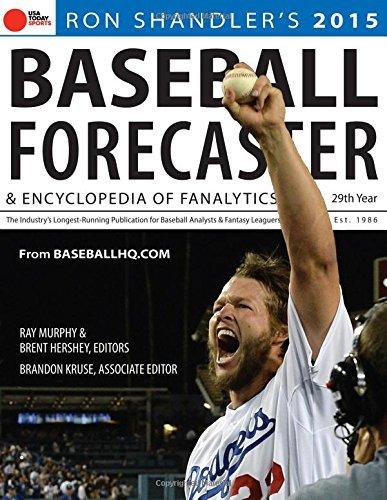 2015 Baseball Forecaster: & Encyclopedia of Fanalytics by Ron Shandler (15-Jan-2015) Paperback