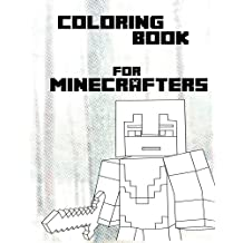 Coloring Book For Minecrafters: Party Animal: Volume 1 (Kid's Coloring Book)