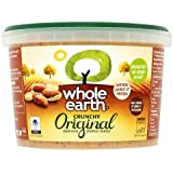 Whole Earth Crunchy Peanut Butter, 1Kg