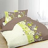 housse de couette 2 taies 240x220 cm bambou cuisine maison. Black Bedroom Furniture Sets. Home Design Ideas