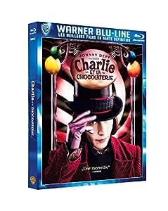 Charlie et la chocolaterie [Blu-ray]
